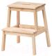 Табурет-лестница Ikea Беквэм 903.675.51 -