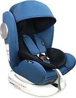 Автокресло Lorelli Lusso SPS Isofix Blue Black / 10071111904 -