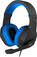 Наушники-гарнитура GENESIS Argon 200 / NSG-0901 (синий) -