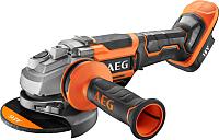 Профессиональная угловая шлифмашина AEG Powertools BEWS 18-125BLPX-0 (4935464419) -