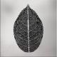 Картина Orlix Чёрный лист / CA-11910 -