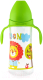 Бутылочка для кормления Happy Care Sweet baby / 47611 (330мл, зеленый) -