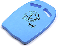 Доска для плавания Fashy Classic / 4282-51 (голубой) -