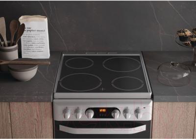 Плита электрическая Hotpoint-Ariston HS5V5CMX/RU