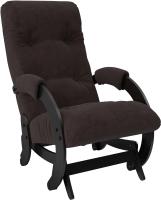 Кресло-глайдер Импэкс 68 (венге/Verona Wenge) -