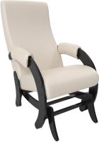 Кресло-глайдер Импэкс 68М (венге/Dundi 112) -