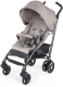 Детская прогулочная коляска Chicco Lite Way 3 Top (Dark Beige) -