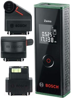 Лазерный дальномер Bosch Zamo III Set (0.603.672.701)