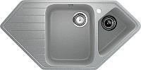 Мойка кухонная Ulgran U-409 (310 серый) -