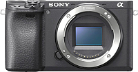 Беззеркальный фотоаппарат Sony a6400 Body / ILCE-6400B -