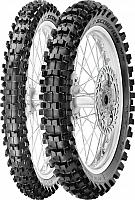 Мотошина задняя Pirelli Scorpion MX Mid Soft 32 100/90R19 57M TT NHS -