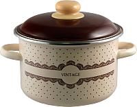 Кастрюля Appetite Vintage 6RD201M -
