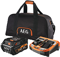 Аккумулятор для электроинструмента AEG Powertools SETL1860RHDBLK (4932464756) -