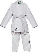 Кимоно для карате Green Hill Junior KSJ-10054 (р.3/160, белый) -