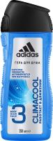 Гель для душа Adidas Body-Hair-Face Climacool (250мл) -