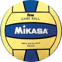 Мяч для водного поло Mikasa W6000C (желтый/синий) -