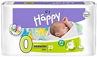 Подгузники детские Bella Baby Happy Before Newborn (25шт) -
