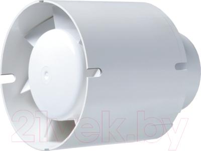 Вентилятор канальный Blauberg Tubo 100 T канальный вентилятор blauberg turbo 200 серый