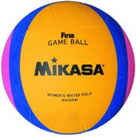 Мяч для водного поло Mikasa W6009W (желтый/синий/розовый) -