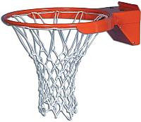 Сетка для баскетбольного кольца Kv.Rezac 16107000 (белый) -