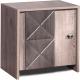 Прикроватная тумба Мебель-КМК 1Д Монако 0673.11 (сосна натуральная/дуб шато) -