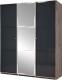Шкаф Мебель-КМК 3Д Монако 0673.13 (сосна натуральная) -