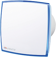Вентилятор вытяжной Vents Лайт 100 ЛД (синий) -
