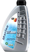 Моторное масло Q8 Outboard 2T / 101182001754 (1л) -