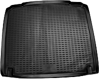 Коврик для багажника Novline NLC.38.04.B10 для Peugeot 407 -