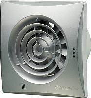 Вентилятор вытяжной Vents Квайт 100 (хром) -