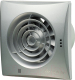 Вентилятор вытяжной Vents Квайт 125 (хром) -