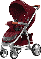 Детская прогулочная коляска Carrello Vista / CRL-8505 (Ruby Red) -