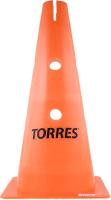 Конус тренировочный Torres TR1010 (оранжевый) -