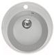 Мойка кухонная ZorG Fresco 45 (серый жемчуг) -