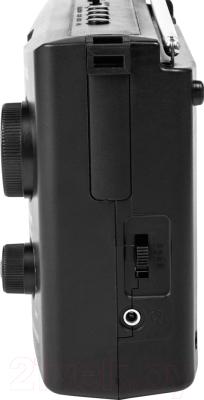 Радиоприемник Harper HDRS-288 (черный)