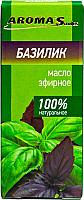 Эфирное масло Aroma Saules Базилик -