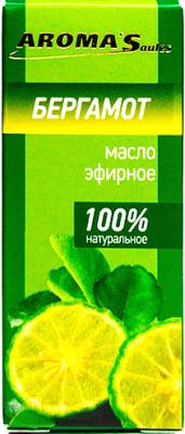 Эфирное масло Aroma Saules Бергамот лекус масло эфирное бергамот 10г