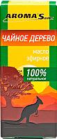 Эфирное масло Aroma Saules Чайное дерево -