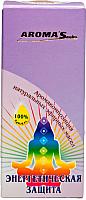 Смесь эфирных масел Aroma Saules Энергетическая защита -