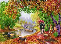 Набор для вышивания Наследие Осенняя прогулка / НЛ3-063 -