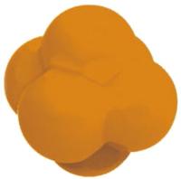 Мяч для тренировки реакции Torres Reaction Ball / TL0008 (оранжевый) -