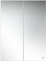 Шкаф с зеркалом для ванной Misty Балтика 60 / Э-Бал04060-011 -