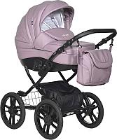 Детская универсальная коляска INDIGO 18 Special Plus 14 (Sp 19, темная пудра) -
