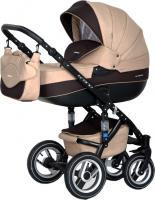 Детская универсальная коляска Riko Brano 2 в 1 (04/Mocca) -