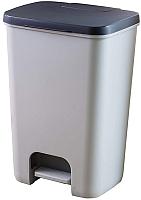 Контейнер для мусора Curver Essentials 00760-686-00 / 225359 (40л) -