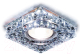 Потолочный светильник Ambrella S251 CH (хром/прозрачный) -