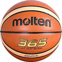Баскетбольный мяч Molten BGN5X -