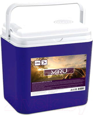 Автохолодильник Miru 7006 (24л)