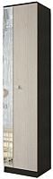 Шкаф-пенал SV-мебель Гостиная Гамма 15 (дуб венге/дуб млечный) -