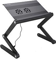 Подставка для ноутбука Crown CMLS-100 (черный) -